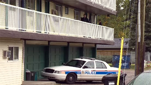 man charged in murder at northwest calgary motel ctv. Black Bedroom Furniture Sets. Home Design Ideas