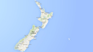 Google Map Of New Zealand.New Zealand To Increase Annual Refugee Quota To 1 500 Ctv News