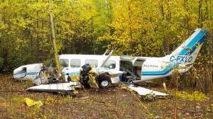 Northern Manitoba plane crash