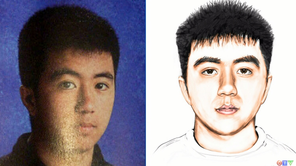 Ton Hoang Ngo, 20, is shown.