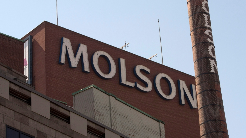 Molson Coors brewery