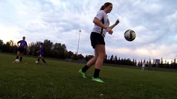 First Nations women's soccer team heads to Brazil for World Indigenous Games