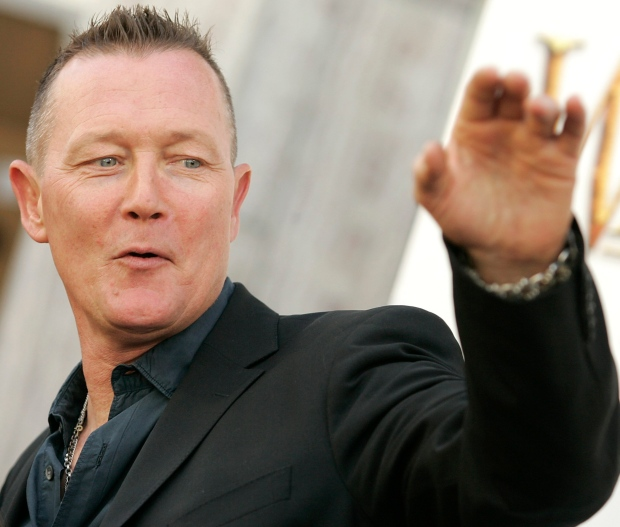 Actor Robert Patrick won't be in X-Files reboot