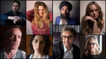 <b>Faces of TIFF </b>  <br><br>The Toronto International Film Festival has come and gone for another year, but while here, actors and directors posed for portraits.