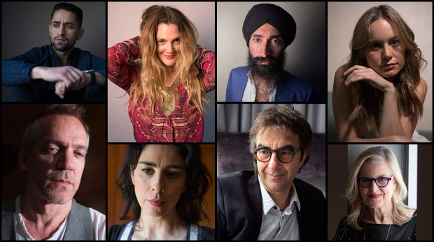 <b>Faces of TIFF </b> 