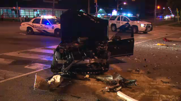 1 dead, 5 others injured after serious crash in Scarborough | CTV