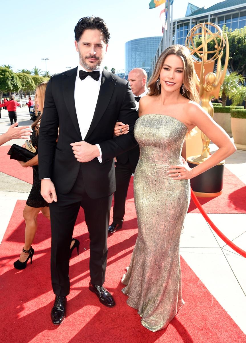 Photos: Television's big night: 67th Primetime Emmy Awards ...