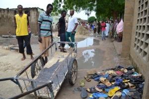 Nigeria bombing in Borno