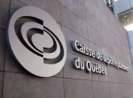 The offices of the Caisse de depot, Quebec's pension fund manager, are shown in Montreal on Wednesday, Feb. 25, 2009. (THE CANADIAN PRESS / Ryan Remiorz)