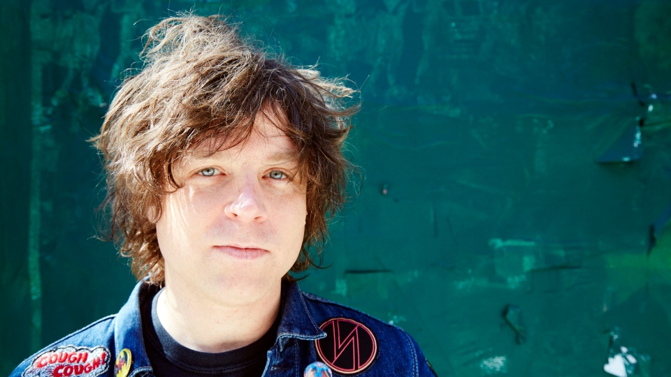 In this Sept. 17, 2015 photo, singer Ryan Adams poses for a portrait in New York. (Photo by Dan Hallman/Invision/AP)