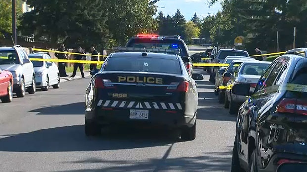 Calgary shooting