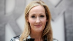 Harry Potter creator J.K. Rowling. (©AFP PHOTO / CARL COURT)
