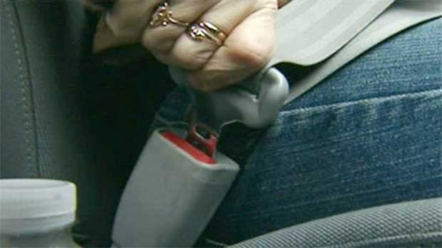 52 charges laid during Easter seat belt blitz