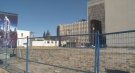 There's still no activity at the site of Capital Pointe in downtown Regina, six years after the project was announced.