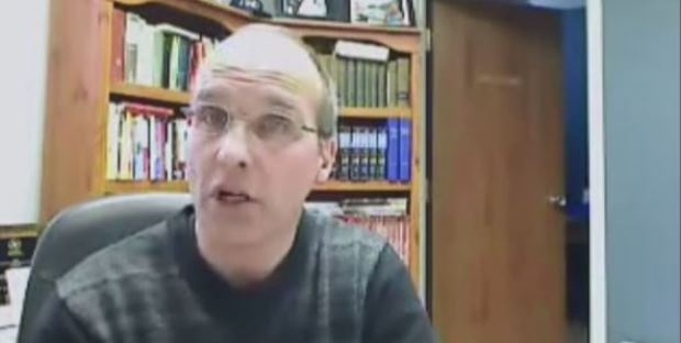 The video was posted on the Horizon College and Seminary blog in March 2009.