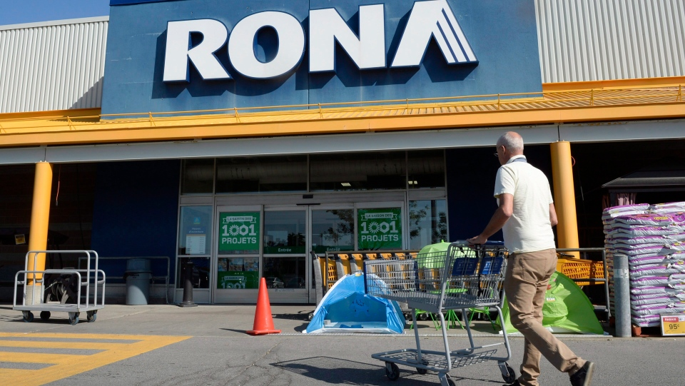 Cambridge RONA among 34 stores to close across Canada | CTV ...