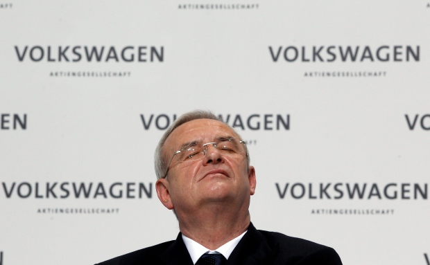 German prosecutors open investigation of former VW CEO