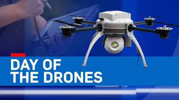 CTV Investigates: Day of the Drones | CTV News Kitchener