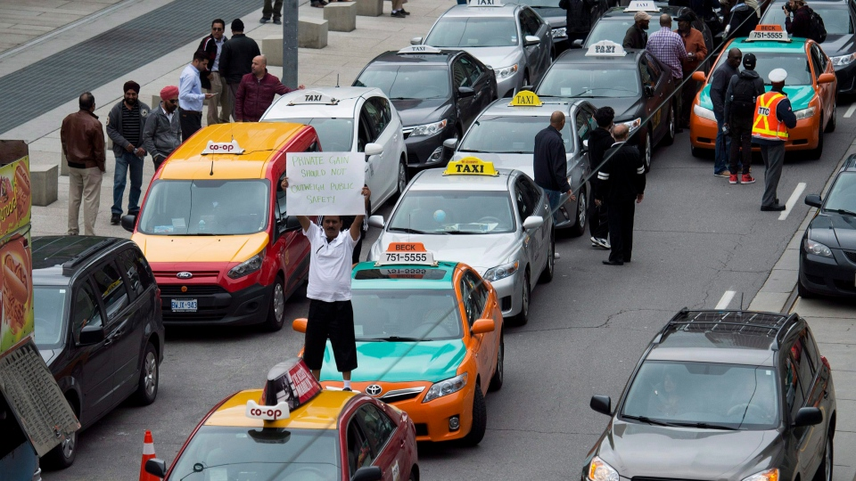 Uber is good for Canada's taxi drivers, says strategist ...