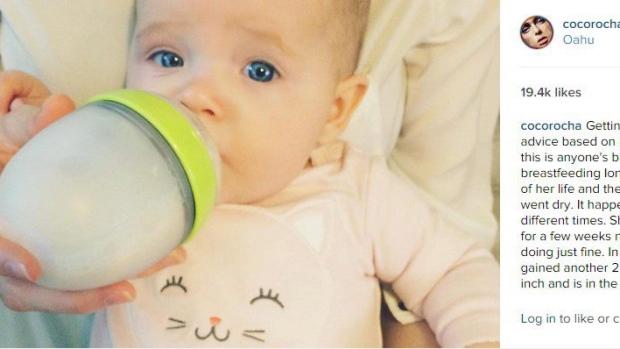 Breastfeeding debate