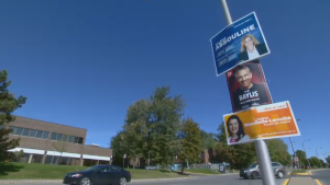 In the last election, the NDP won the Pierrefonds-Dollard riding by less than 2,000 votes. It was a tight three-way race, and it's shaping up to be the same kind of race this time around.