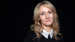 This Oct. 16, 2012 file photo shows 'Harry Potter' novels author J.K. Rowling at an appearance at The David H. Koch Theater in New York. (Dan Hallman/Invision/AP)
