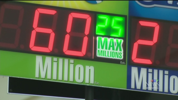 CTV Winnipeg: Largest prize in Lotto Max history