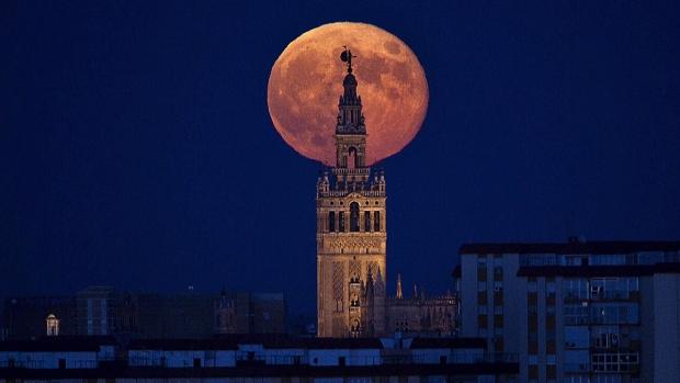 red moon tonight edmonton - photo #6