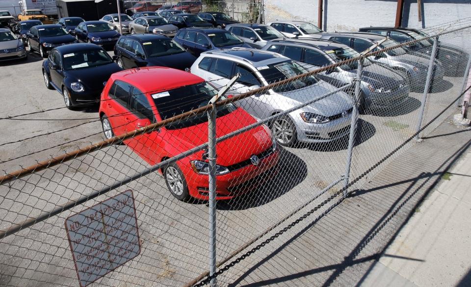 Volkswagen Emissions Scandal 1 8 Million Vehicles At