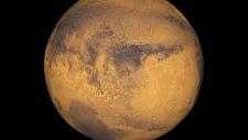 Mars mystery solved