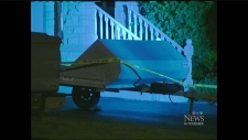 CTV Kitchener: House fire in Cambridge