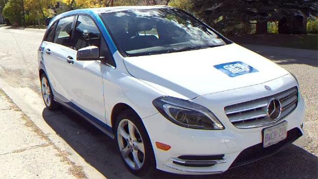 Four Door Car2Go, Car2Go, FourTwo, Smartcar, Smart