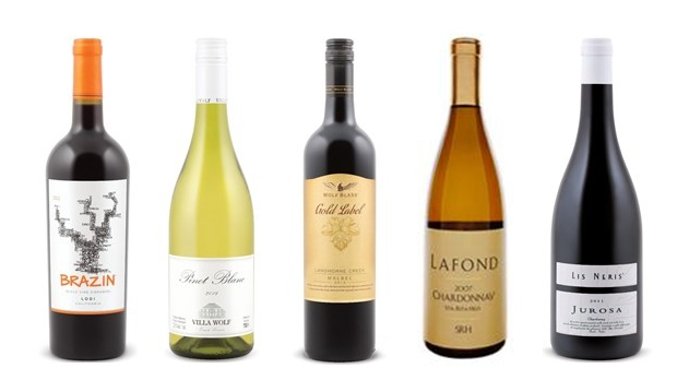Wines of the Week for September 28