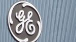 In this Tuesday, June 24, 2014 file photo, the General Electric logo is seen at a plant in Belfort, eastern France. (Thibault Camus / AP Photo)