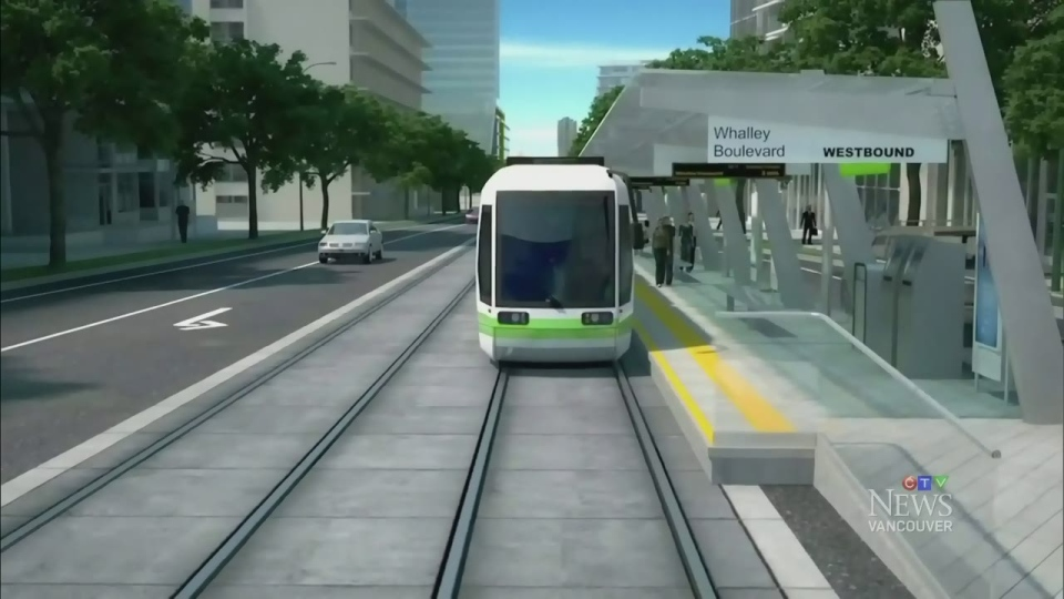 28 Additional Light Metro Cars to be Built for Vancouver ...   Vancouver Light Rail