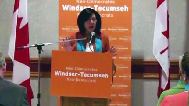 CTV Windsor: Candidate profile: Cheryl Hardcastle