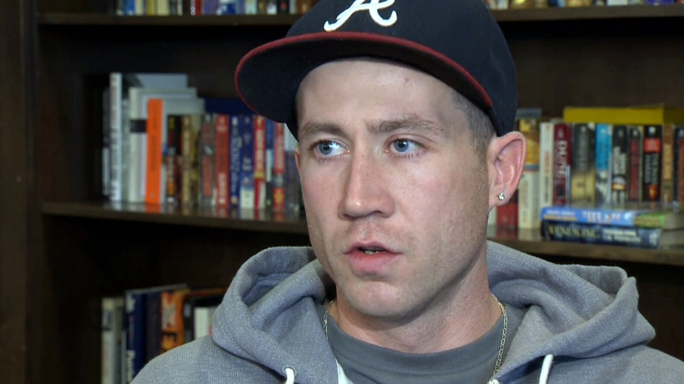 Kyle Drewniak speaks to CTV Calgary about overcoming his fentanyl addiction.