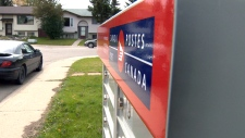 Canada Post halts installing community mailboxes