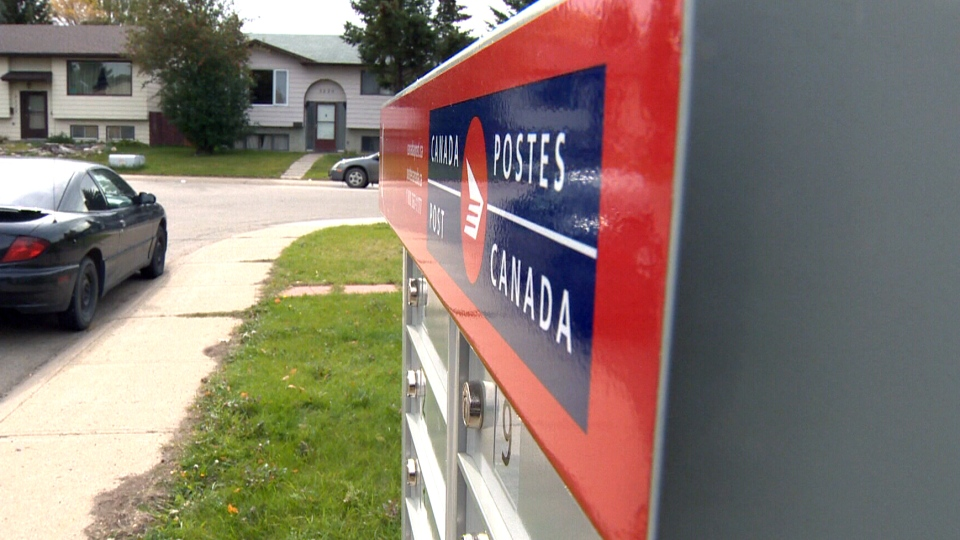 Canada Post appears to be waiting to be told to stop installing community mailboxes.