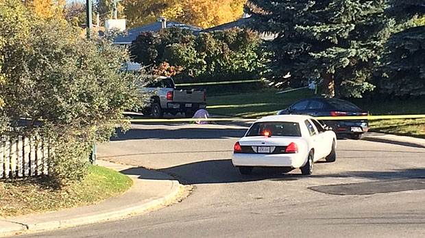 Body found in Forest Lawn