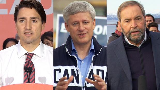 Federal leaders Sept. 30