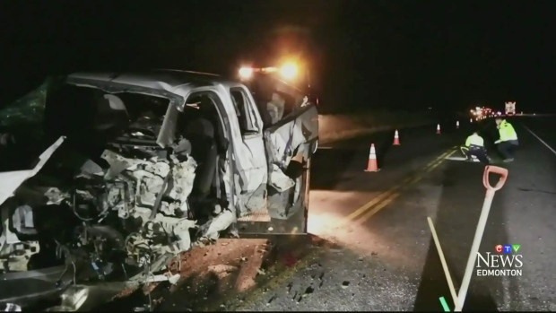 CTV Edmonton: Fatal crash in Jasper   CTV News