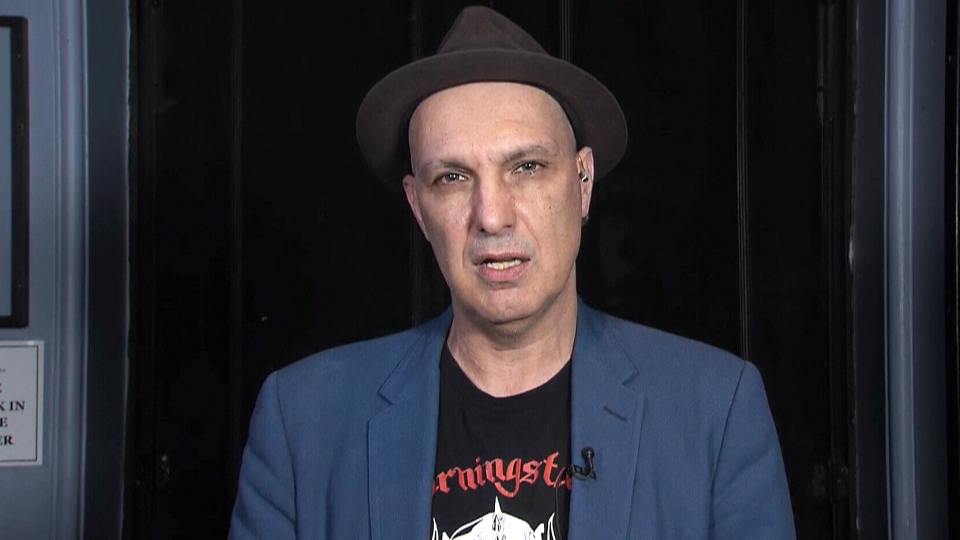 Canadian musician Dave Bidini speaks to CTV's Power Play on Sept. 30, 2015.