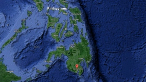 In this Google map, the city of Polomolok, Philippines is noted with the red point.