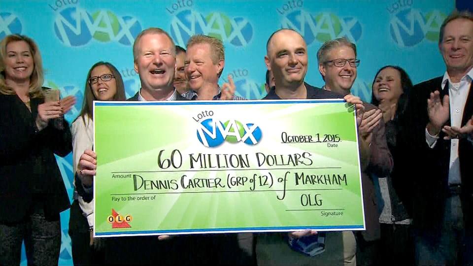 lotto max check ticket manually