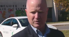 Thorncliffe Park principal Jeff Crane