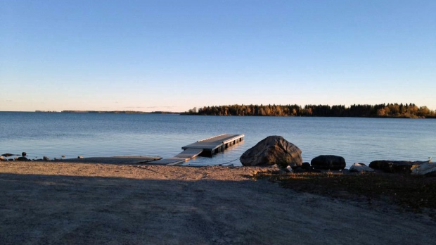 Lac La Ronge is seen here in this CTV file photo.