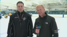 CTV Saskatoon: Picture This, Ice Wolves fundraiser