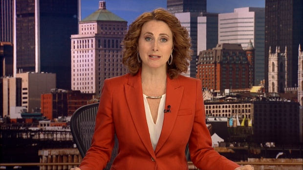 Tarah Schwartz at the desk