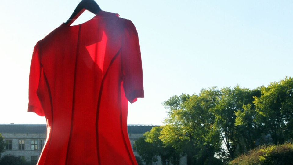 REDress Project creator Jaime Black is hoping to draw even more attention to the issue of missing and murdered aboriginal women by opening up her project to the public. She is inviting Canadians to display their own red dresses to signal their support for indigenous women.